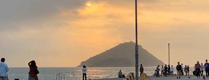 Instagram Pier is one of Hong Kong.
