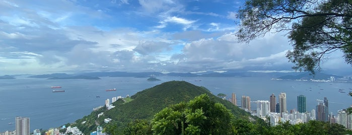 Harlech Road Viewing Point 夏力道觀景台 is one of Orte, die Meri gefallen.