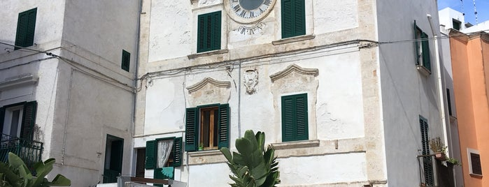 Piazza Dell'orologio is one of Puglia.