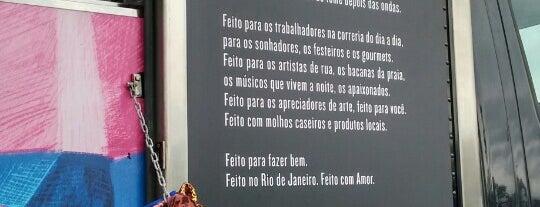 Feirinha Gastronômica Jardim das Perdizes is one of Adrianaさんのお気に入りスポット.