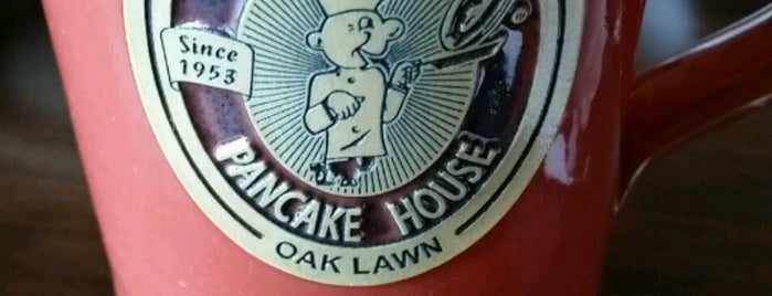 The Original Pancake House is one of Bakes and Breakfast.