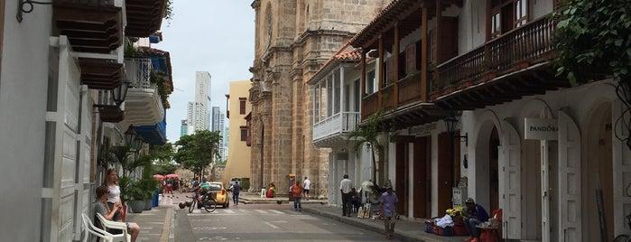 Cartagena is one of Weekend.