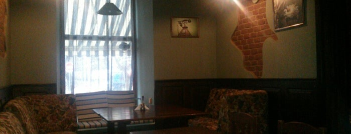 Деканат кафе is one of Gespeicherte Orte von Dmytro.