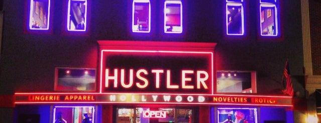 Hustler Hollywood is one of San Diego.