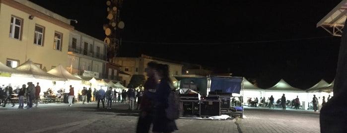 Ariano Folk Festival is one of Aequum Tuticum.