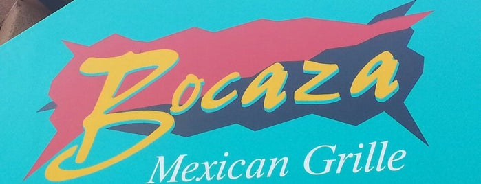 Bocaza Mexican Grille is one of Denver - Food to Try.