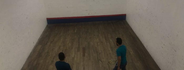 Squash Delta is one of CDMX deporte.