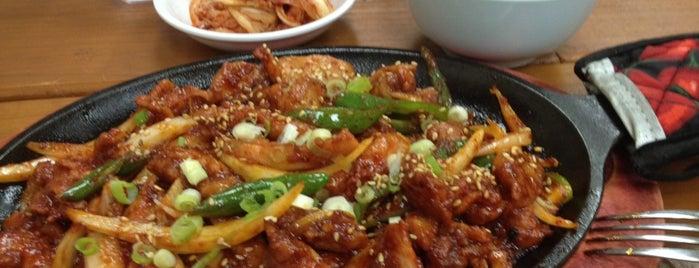 seoul oriental market is one of SE.