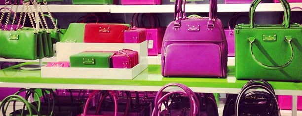 31f756db8b8 kate spade new york outlet is one of The 15 Best Places for Purses in Las