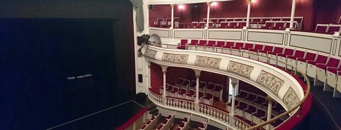 Stadttheater Aschaffenburg is one of Locais curtidos por Handem.