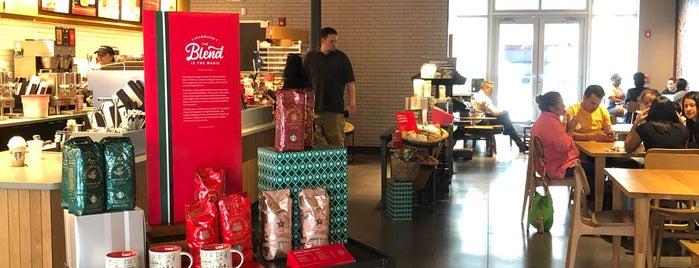 Starbucks is one of Orte, die BMF gefallen.