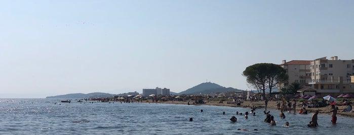 Sarımsaklı plajı doğu ucu is one of Tempat yang Disukai Ferid.