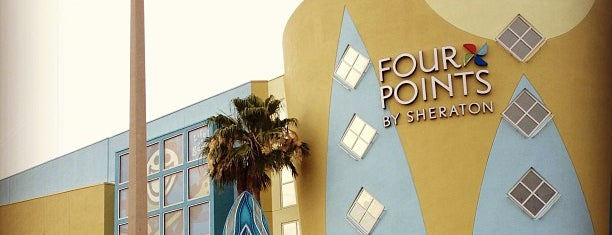 Four Points by Sheraton Cocoa Beach is one of Locais curtidos por Mike.