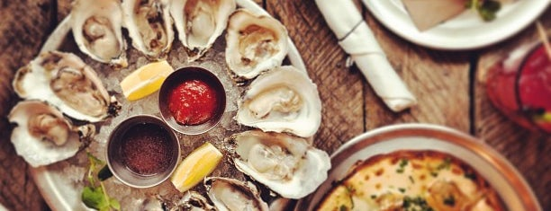 Bar Belly is one of NYC Happy hour oysters.