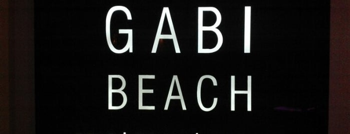 Gabi Beach is one of Posti che sono piaciuti a Ricardo.