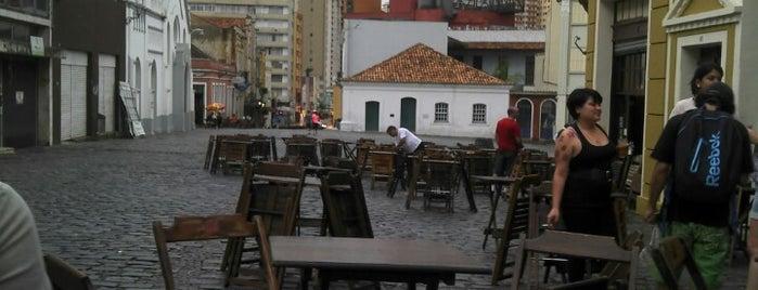 Sal Grosso Churrasco Bar is one of Descobrindo Curitiba.