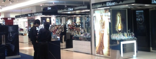 Parkson is one of shopping centers.