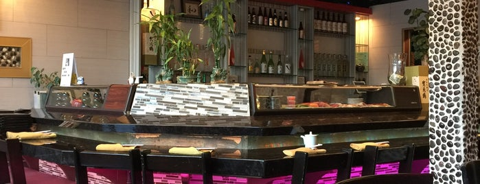 Sushi Bar Nippon is one of The Best Spots in San Diego, CA! #visitUS.