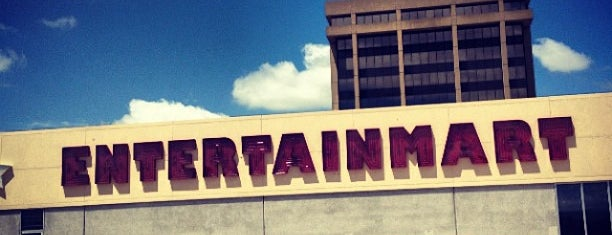 Entertainmart is one of Entertainment/Places.