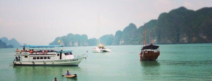 Koh Hong Lek is one of Trips / Thailand.