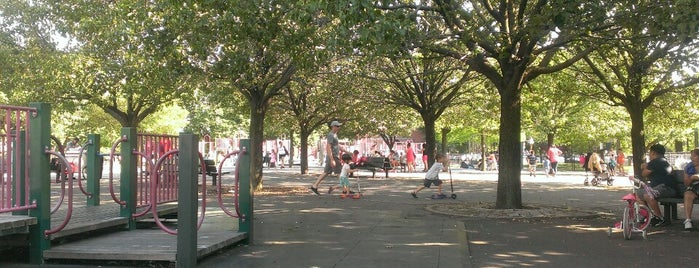 McCarren Park Playground is one of NYC.