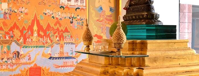 Ramada Plaza Maenam Riverside is one of Seyhan'ın Beğendiği Mekanlar.