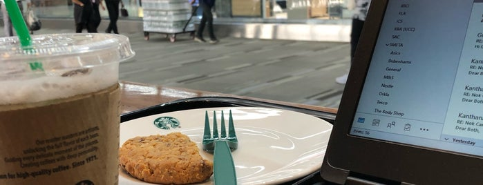 Starbucks is one of Andrejさんのお気に入りスポット.
