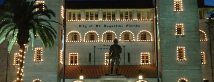 Lightner Museum is one of St Augustine Florida.