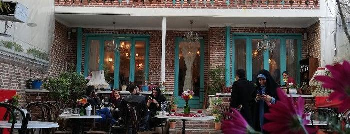 Godo Gole Yas Café | کافه گودو گل یاس is one of Locais salvos de Travelsbymary.