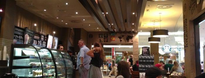 Starbucks is one of Krakiw.