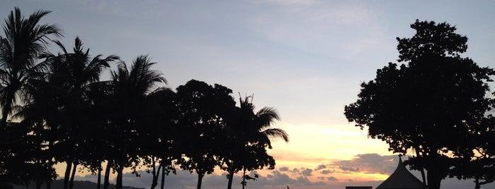 Swimming Pool Intercontinental Bali Resort is one of Bali's Best.