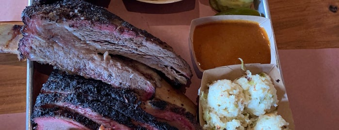 Pinkerton's Barbecue is one of TM Top 50 BBQ Joints in TX 2017.