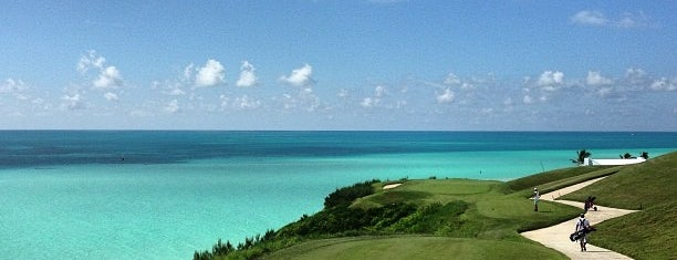 Port Royal Golf Course is one of Lugares favoritos de Swen.