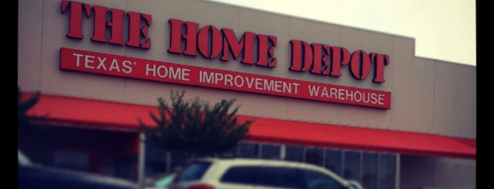 The Home Depot is one of Lieux qui ont plu à Rita.
