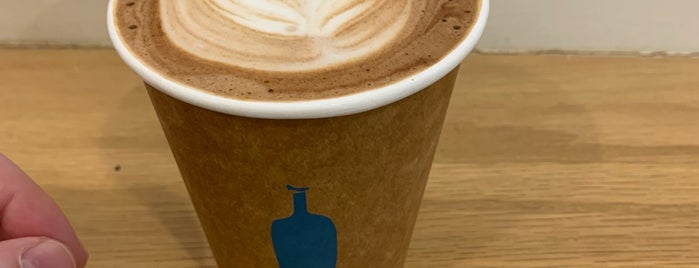 Blue Bottle Coffee is one of USA NYC Cafes.