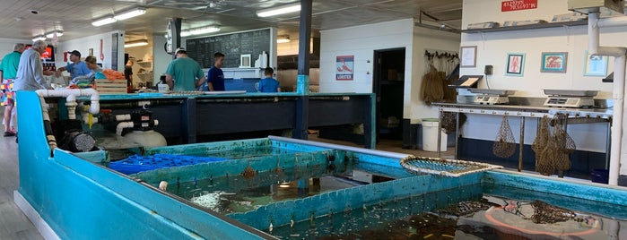 Wells Beach Lobster Pound is one of USA.