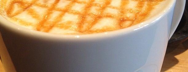 Starbucks is one of Lugares favoritos de alejandro.