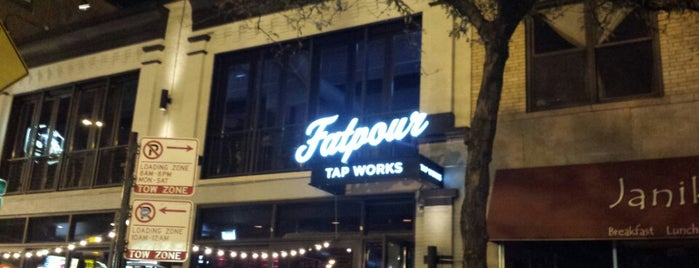 Fatpour Tap Works is one of Chicago To-Do List 2.0.