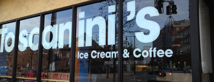 Toscanini's is one of Boston.