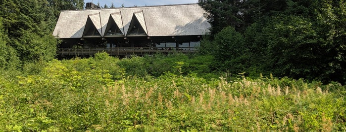 Glacier Bay Lodge is one of Historic Hotels to Visit.