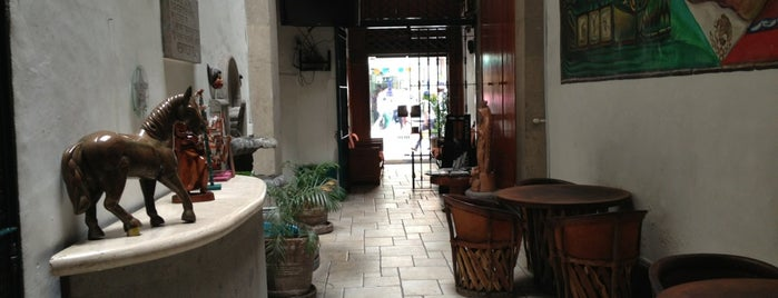 Mexico City Hostel is one of Hostels in Mexico City, DF.