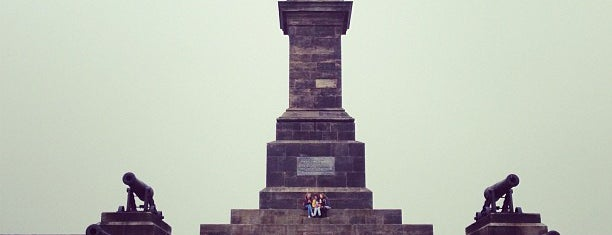 Collingwood Monument is one of Lugares favoritos de Carl.