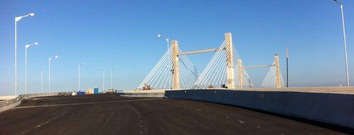 Ponte Lupicínio Rodrigues (Ponte Estaiada) is one of Luciano 님이 좋아한 장소.