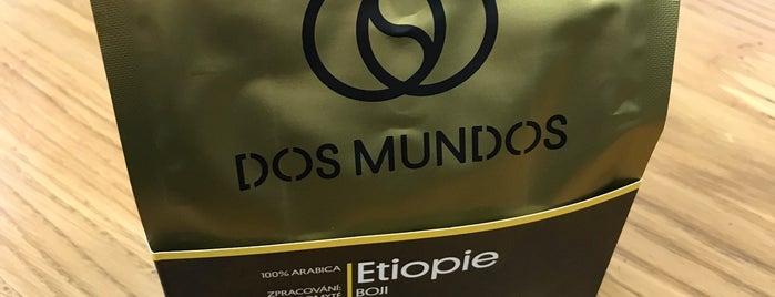 Dos Mundos Café is one of Tempat yang Disimpan Petr.