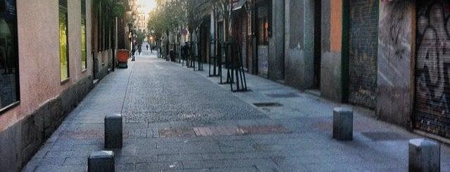 Calle de las Huertas is one of Best of Madrid.