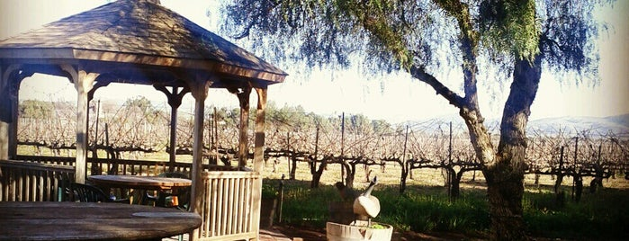 Retzlaff Vineyards is one of Best Livermore Wineries.