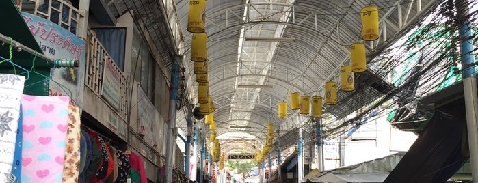Doi Wao Market is one of Places in and near Chiang Mai.
