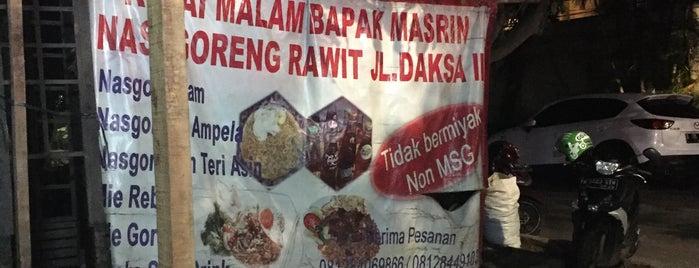 Nasi Goreng Rawit is one of Must-visit Food in Jakarta Selatan.