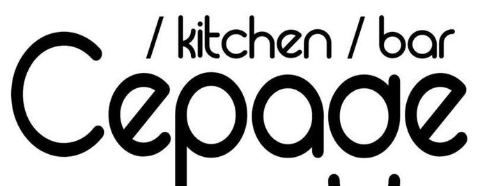 Cépage Kitchen & Bar is one of moscow restplace.
