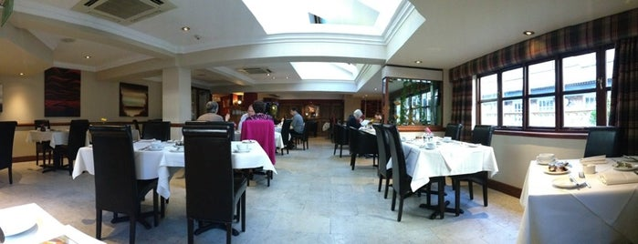 Villiers Hotel is one of Locais curtidos por Carl.